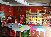 CANTINHO DO SABER - novo espaço pedagógico